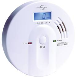 Detektor úniku oxidu uhoľnatého (CO) Protector 20565