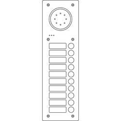 Domovej telefón Ritto by Schneider 1811220 1811220