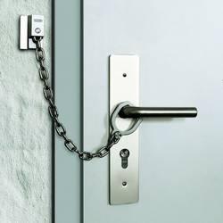 Dverová bezpečnostná reťaz s krúžkom na kľučku ABUS ABTS21540
