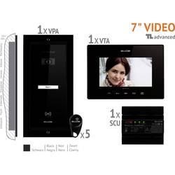 Káblový domové videotelefón Bellcome VKA.P1FR.T7S9.BLB04