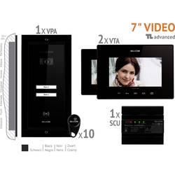 Káblový domové videotelefón Bellcome VKA.P2FR.T7S9.BLB04