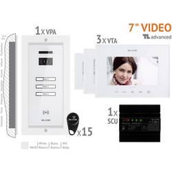 Káblový domové videotelefón Bellcome VKA.P3FR.T7S9.BLW04