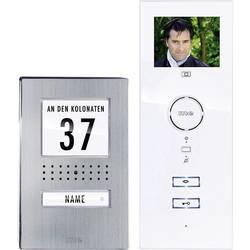 Káblový domové videotelefón m-e modern-electronics kompletný set