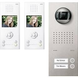 Káblový domové videotelefón Ritto by Schneider RGE1819625 3850651
