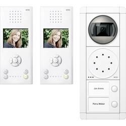 Káblový domové videotelefón Ritto by Schneider RGE1892470 3857209, biela