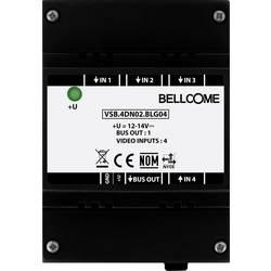 Káblový domové videotelefón - rozvádzacia krabička Bellcome VSB.4DN02.BLG04