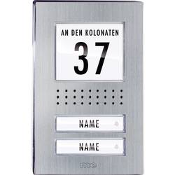 Káblový domovej telefón m-e modern-electronics ADV-120.1 EG ADV-120.1 EG, nerezová oceľ