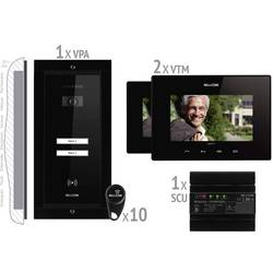 Káblový video dverový telefón Bellcome VKM.P2FR.T7S4.BLB04