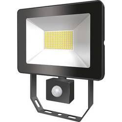 LED LED vonkajšie osvetlenie ESYLUX AFLBASICLED50W 4K BK 50 W