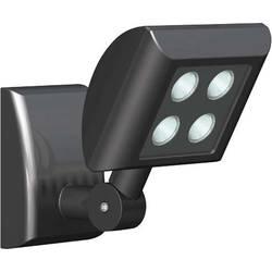 LED LED vonkajšie osvetlenie ESYLUX OF 120 LED 5K sw 17.2 W, čierna