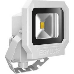 LED LED vonkajšie osvetlenie ESYLUX OFL SUN LED 10W5K ws 9 W