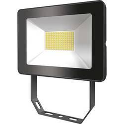 LED LED vonkajšie osvetlenie ESYLUX OFLBASICLED50W 4K BK 50 W