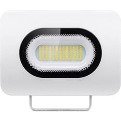 LED vonkajšie osvetlenie Goobay Slim 38705, 50 W, neutrálne biela, biela