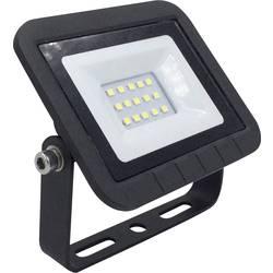LED vonkajšie osvetlenie Megatron ispol® Mini MT69060, 10 W, neutrálne biela, čierna