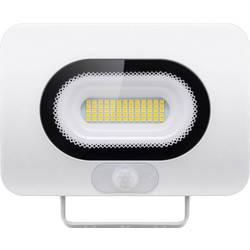 LED vonkajšie osvetlenie s PIR senzorom Goobay Slim 38708