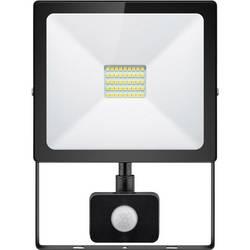 LED vonkajšie osvetlenie s PIR senzorom Goobay Slim 39013
