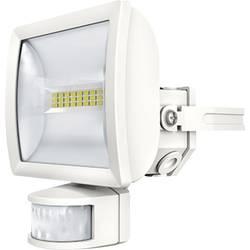 LED vonkajšie osvetlenie s PIR senzorom Theben theLeda E10 WH 1020911, 10 W, biela, biela
