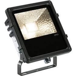 LED vonkajšie osvetlenie SLV 1000804, 25 W, čierna, čierna