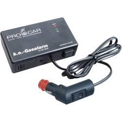 Plynový alarm do auta ProCar 52002005 12 V, 24 V