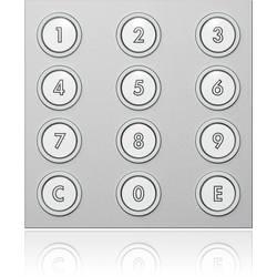 Príslušenstvo pre domové telefóny Ritto by Schneider 1876420 1876420, strieborná