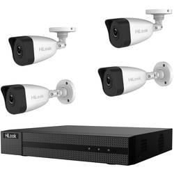 Sada bezpečnostné kamery HiLook hl414b