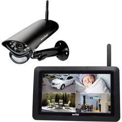 Sada bezpečnostné kamery Switel 300 m