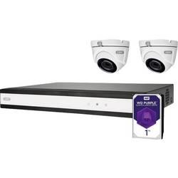 Sada bezpečnostnej kamery ABUS TVVR33620D