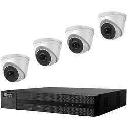 Sada bezpečnostnej kamery HiLook hl414t