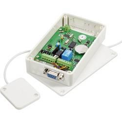 Transpondérový vstupný systém so záznamom