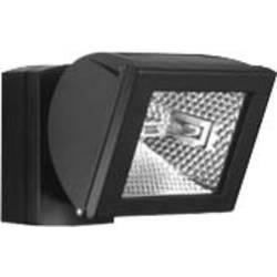 Vysokonapäťová halogénová lampa vonkajšie svietidlo ESYLUX AF S 150 sw čierna