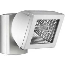 Vysokonapäťová halogénová lampa vonkajšie svietidlo ESYLUX AF S 150 ws biela