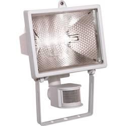 Halogénová žiarovka vonkajšie svetlo s PIR senzorom as – Schwabe R7s, 400 W, biela