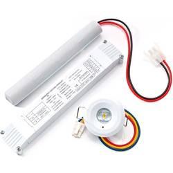 LED núdzové osvetlenie únikových ciest vstavaná montáž do stropu ESYLUX ELH O LED SC FM weiß EN10080029