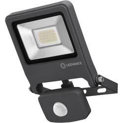 LED vonkajšie osvetlenie LEDVANCE ENDURA® FLOOD Sensor Warm White L 4058075239500, 20 W, teplá biela, tmavosivá
