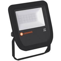 LED vonkajšie osvetlenie LEDVANCE FLOODLIGHT 10 40580750097407, 10 W, neutrálne biela, čierna