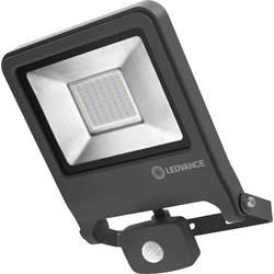 LED vonkajšie osvetlenie s PIR senzorom LEDVANCE ENDURA® FLOOD Sensor Warm White L 4058075239593, 50 W, teplá biela, tmavosivá