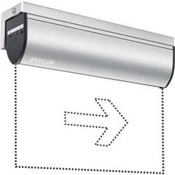 Núdzové osvetlenie únikových ciest montáž na stenu vpravo, vľavo ESYLUX SLC LEDi SC/C Wand EN10030314