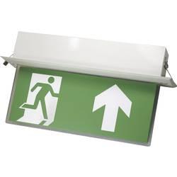 Núdzové osvetlenie únikových ciest vstavaná montáž do stropu vysoko Sensorit Senso-Exit 0301-B