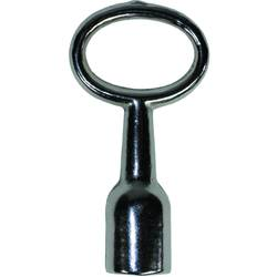 Trnový kľúč Basi 301V-5, strieborná