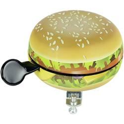 """Zvonček na bicykel Widek Glocke """"Food"""" Hamburger"""