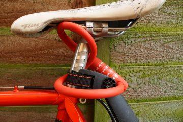 Ako si vybrat zámok na bicykel
