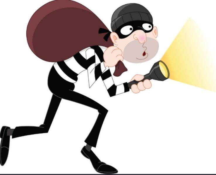 Ako ochrániť svoj dom, byt, chatu pred zlodejmi